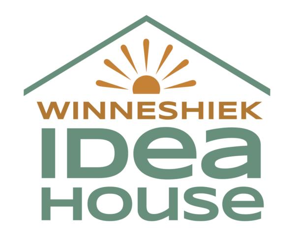 Winneshiek Idea House Logo