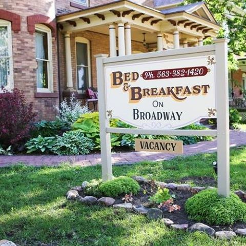 B & B on Broadway